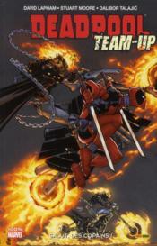 Deadpool team-up t.1 ; salut, les copains ! - Couverture - Format classique