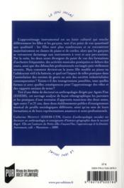 De la harpe au trombone ; apprentissage instrumental et construction du genre - 4ème de couverture - Format classique