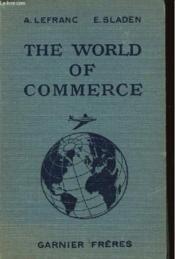 The World Of Commerce - Couverture - Format classique