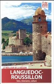 Vente livre :  Languedoc-Roussillon (3e édition)  - Collectif - Collectif Lonely Planet