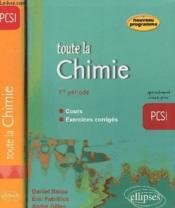 TOUTE LA CHIMIE ; 2e periode - Couverture - Format classique