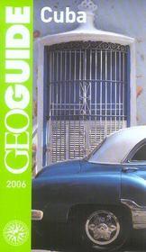 Geoguide ; Cuba (Edition 2006) - Intérieur - Format classique