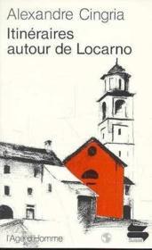 Itineraires Autour De Locarno Ps59 - Couverture - Format classique