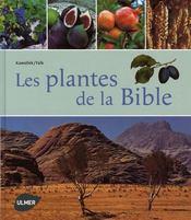 Les plantes de la bible - Intérieur - Format classique