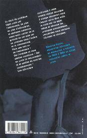 Euthanasie L'Hopital En Question - 4ème de couverture - Format classique
