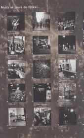 Coffret Doisneau La Fete - 4ème de couverture - Format classique