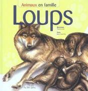 Animaux En Famille ; Loups - Intérieur - Format classique