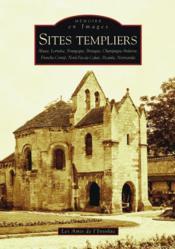 Sites templiers - Couverture - Format classique