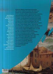 Voyage en provence - 4ème de couverture - Format classique