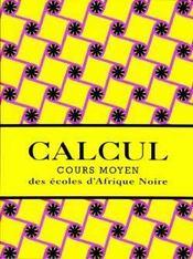 Calcul Cm (Auriol Et Seguier) - Intérieur - Format classique