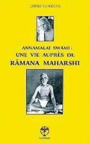 Vie Aupres De Ramana Maharshi - Couverture - Format classique