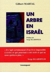 Un Arbre En Israel - Couverture - Format classique