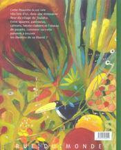 Poucette De Toulaba - 4ème de couverture - Format classique