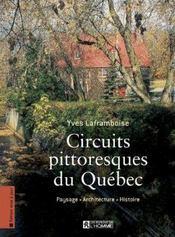 Circuits pittoresques du Québec - Intérieur - Format classique
