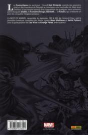 Fantastic four ; la chute de Fatalis - 4ème de couverture - Format classique
