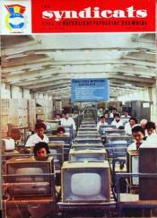 Syndicats (Les) N°2 du 01/04/1964 - Couverture - Format classique