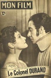 Mon Film N° 146 - Le Colonel Durand - Couverture - Format classique