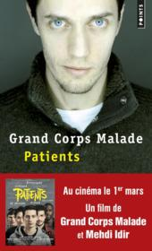 Vente livre :  Patients  -  Grand Corps Malade - Grand Corps Malade