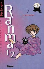 Ranma 1/2 t.7 ; l'affront - Intérieur - Format classique