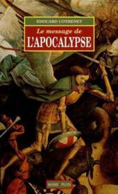 Message De L'Apocalypse - Couverture - Format classique