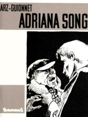 Adriana Song - Couverture - Format classique