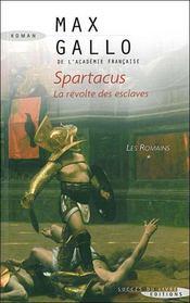 Spartacus t.1 ; les romains - Intérieur - Format classique