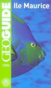 Geoguide ; Ile Maurice (Edition 20069) - Intérieur - Format classique