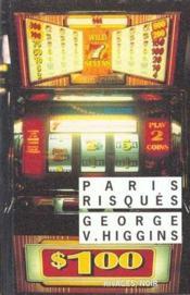 Paris Risques - Couverture - Format classique