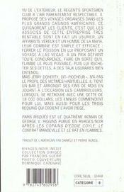 Paris Risques - 4ème de couverture - Format classique