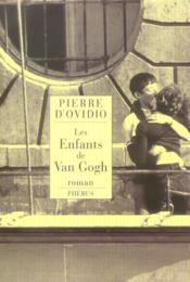 Les enfants de van gogh - Couverture - Format classique