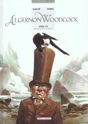 Algernon Woodcock t.1; l'oeil fe première partie - Intérieur - Format classique