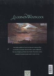 Algernon Woodcock t.1; l'oeil fe première partie - 4ème de couverture - Format classique