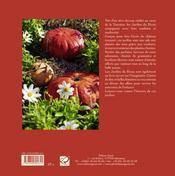 Jardins et contes de fées au château de Rivau - 4ème de couverture - Format classique