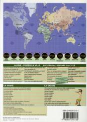 Petit Guide T.135 ; Voyager En Italien - 4ème de couverture - Format classique