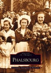 Phalsbourg - Couverture - Format classique