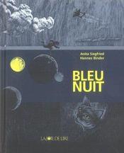 Bleu nuit - Intérieur - Format classique
