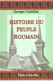 Histoire du peuple roumain - Intérieur - Format classique