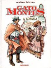 Gato montes t.3 ; a corsica - Couverture - Format classique