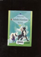 Balade Irlandaise - Couverture - Format classique