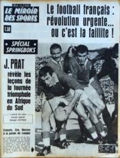 Miroir Des Sports (Le) N°1034 du 03/08/1964 - Couverture - Format classique