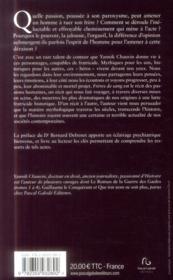 Freres De Sang - 4ème de couverture - Format classique