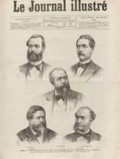 Journal Illustre (Le) N°47 du 20/11/1881 - Couverture - Format classique