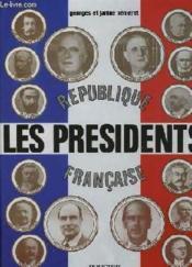 Republique Francaise - Les Presidents - Couverture - Format classique