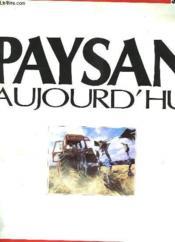 Paysans Aujourd'Hui - Couverture - Format classique