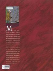 Le triangle secret ; géométrie mortelle - 4ème de couverture - Format classique