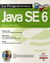Java se 6 - Intérieur - Format classique