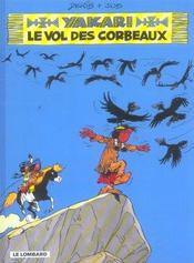 Yakari t.14 ; le vol des corbeaux - Intérieur - Format classique