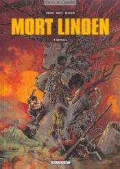 Mort Linden T.3 ; Bestiaux - Intérieur - Format classique