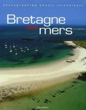 Bretagne des mers - Couverture - Format classique