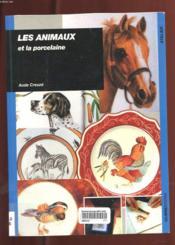 Porcelaine motifs animaliers - Couverture - Format classique